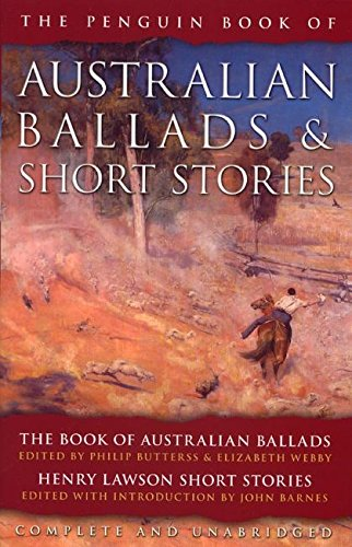 Australian Ballads and Henry Lawson Short Stories