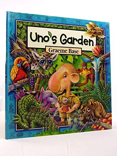 9780670041916: Uno's Garden by Graeme Base