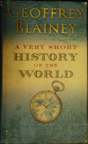 9780670042029: Very Short History of the World, A