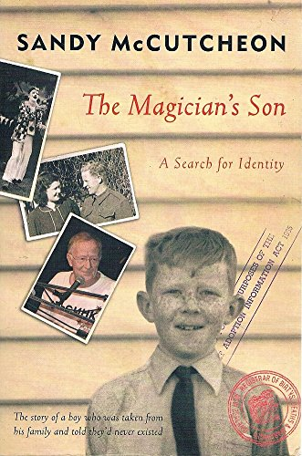 9780670042104: The Magician's Son : A Search for Identity