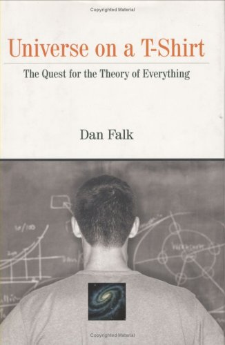 9780670043354: Universe on a T Shirt : The Quest for the Theory of Everything