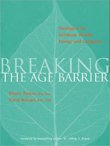 9780670043460: Breaking the Age Barrier