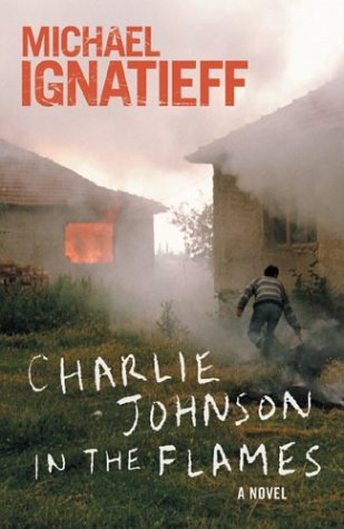 9780670044313: Charlie Johnson in the Flames