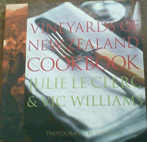 9780670045457: Vineyards Of New Zealand Cookbook