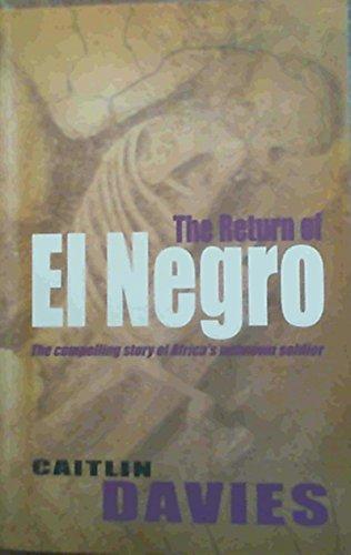 9780670047932: The Return Of El Negro