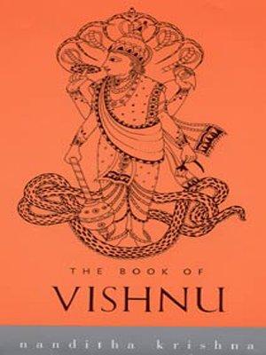 The Book of Vishnu: Nanditha Krishna