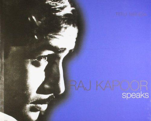 9780670049523: Raj Kapoor Speaks
