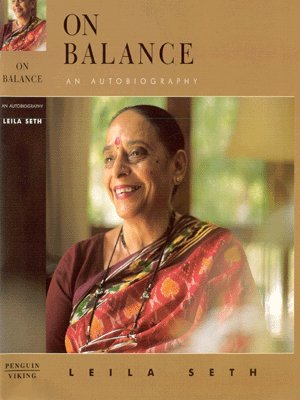 9780670049882: On Balance: An Autobiography