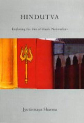 9780670049905: Hindutva: Exploring the Idea of Hindu Nationalism