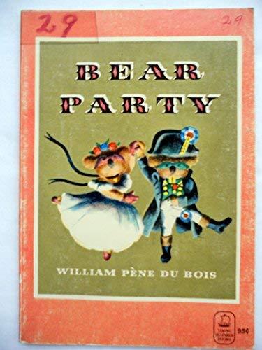 9780670050154: Bear Party