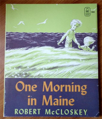 9780670050536: One Morning In Maine