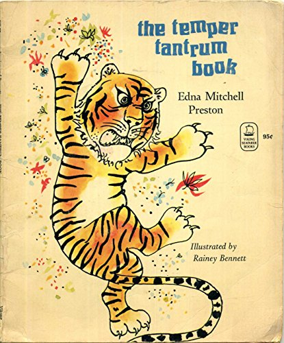9780670050574: The Temper Tantrum Book [Paperback] by Edna Mitchell Preston; Rainey Bennett;...