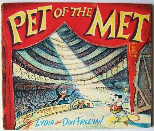 9780670050673: Pet of the Met: