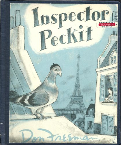 Inspector Peckit: 2: Freeman, Don