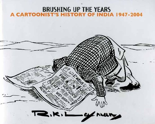 9780670057993: Brushing Up the Years: A Cartoonist's History of India, 1947-2004
