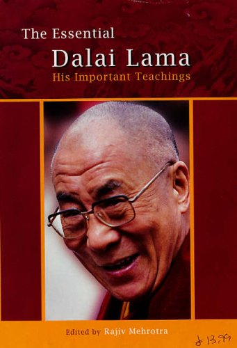 9780670058259: The Essential Dalai Lama: His Important Teachings