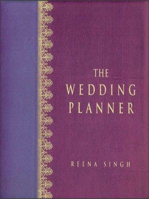 9780670058716: Wedding Planner