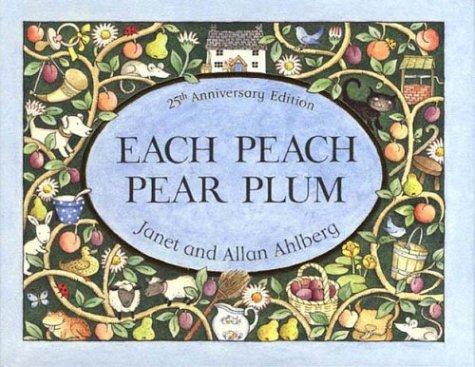 9780670058976: Each Peach Pear Plum