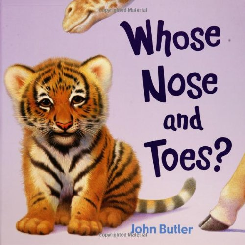 9780670059041: Whose Nose and Toes?