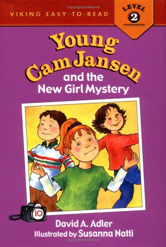 9780670059157: Young Cam Jansen and the New Girl Mystery