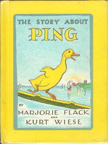 Story about Ping: Marjorie Flack