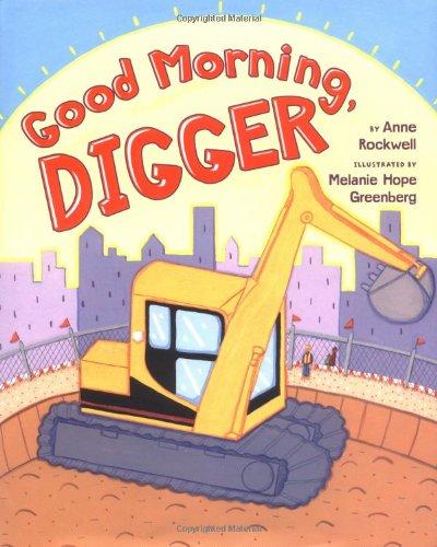 9780670059591: Good Morning, Digger
