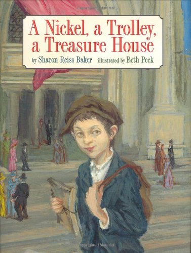 9780670059829: A Nickel, A Trolley, A Treasure House