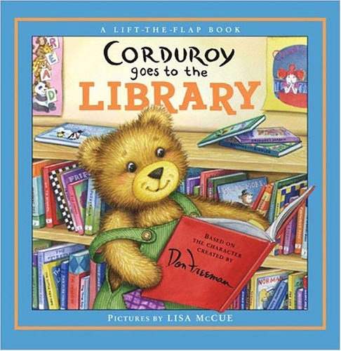 9780670059911: Corduroy Goes to the Library