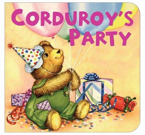 9780670059959: Corduroy's Party