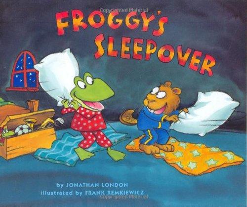 9780670060047: Froggy's Sleepover