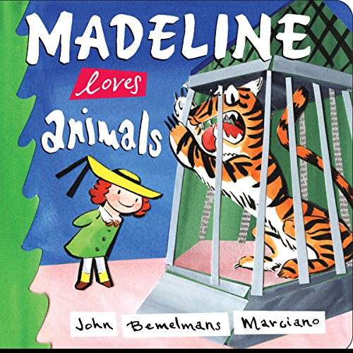 9780670060214: Madeline Loves Animals