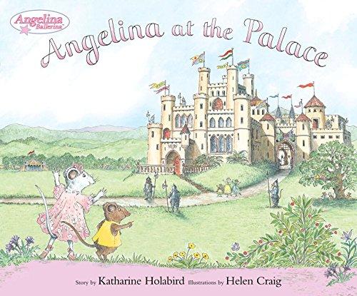9780670060481: Angelina at the Palace (Angelina Ballerina)