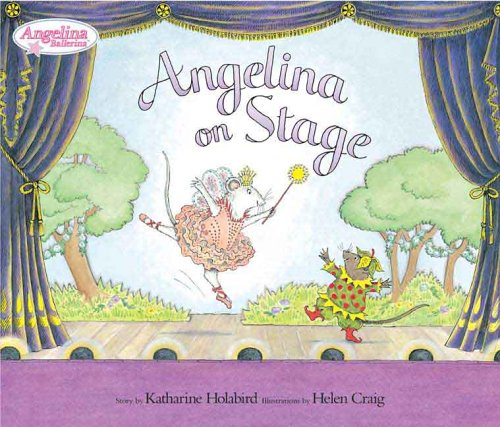 9780670060580: Angelina on Stage (Angelina Ballerina)