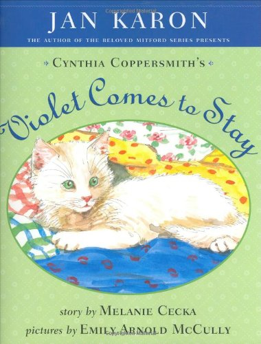 9780670060733: Violet Comes to Stay (Cynthia Coppersmith's Violet)