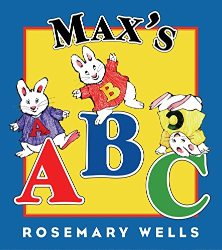 9780670060740: Max's ABC (Max and Ruby)