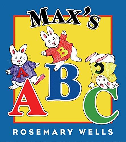 9780670060740: Max's ABC (Max & Ruby)