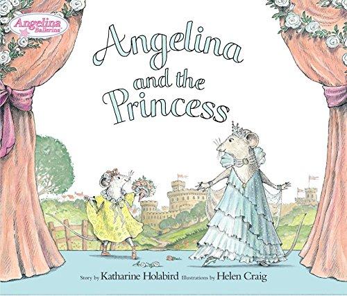 9780670060856: Angelina and the Princess (Angelina Ballerina)