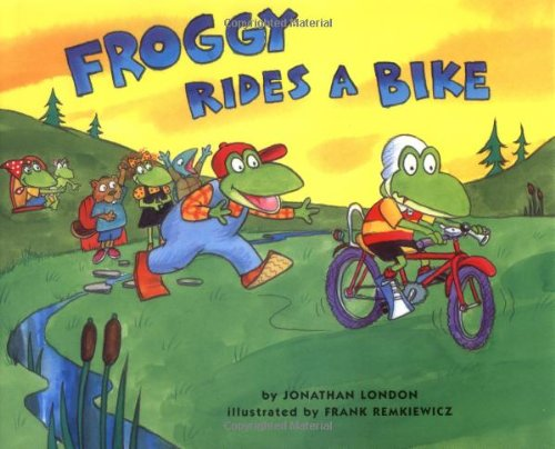 9780670060993: Froggy Rides a Bike (Froggy Books)