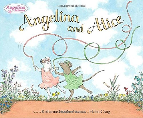 9780670061259: Angelina and Alice (Angelina Ballerina)