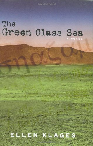 THE GREEN GLASS SEA: Klages, Ellen.