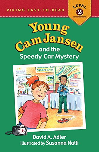9780670061433: Young Cam Jansen and the Speedy Car Mystery