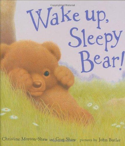 9780670061754: Wake Up, Sleepy Bear