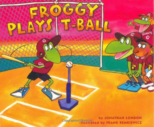 9780670061877: Froggy Plays T-ball