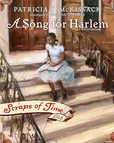 9780670062096: A Song for Harlem: Scraps of Time