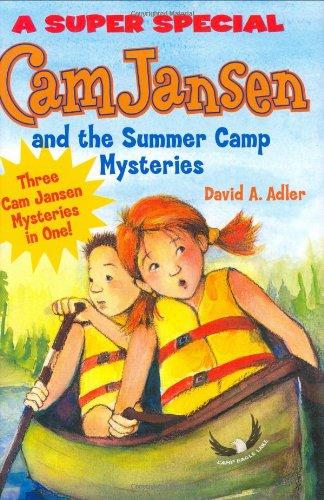 9780670062188: Cam Jansen: Cam Jansen and the Summer Camp Mysteries: A Super Special