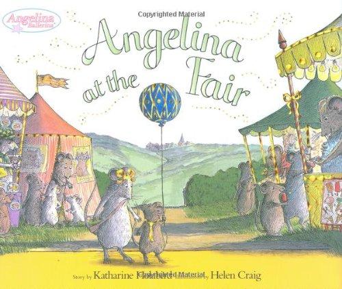 9780670062348: Angelina at the Fair