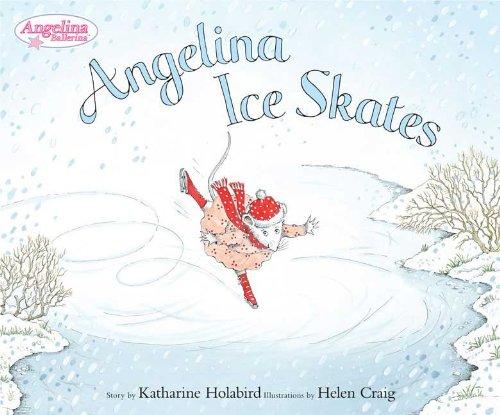 9780670062379: Angelina Ice Skates (Angelina Ballerina)