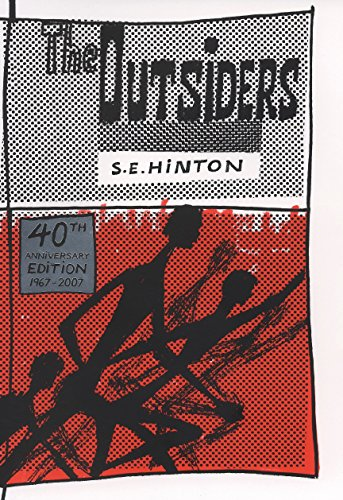 [signed] The Outsiders 40th Anniversary edition
