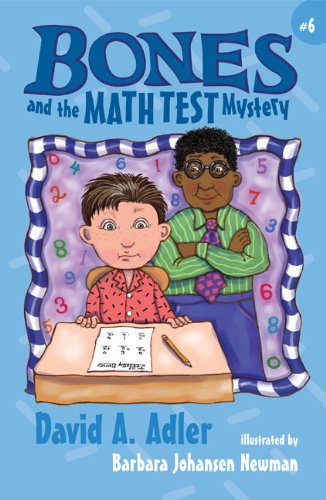 9780670062621: Bones and the Math Test Mystery #6