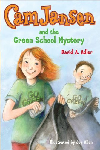 Cam Jansen: The Green School Mystery #28 (0670062650) by David A. Adler